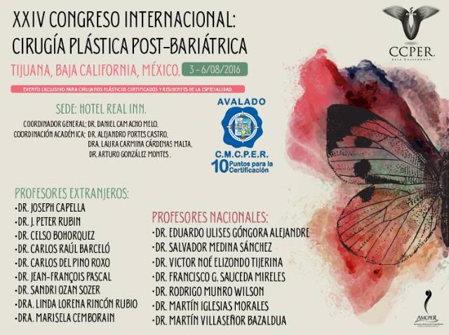 Afiche Congreso Tijuana